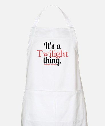 Twilight Thing Apron