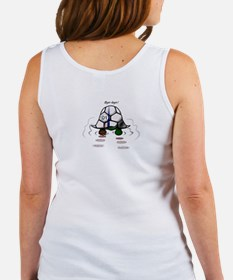 Bye-bye Racing Turtle! Women's Tank Top