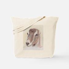 LaMancha Doe Portrait Tote Bag