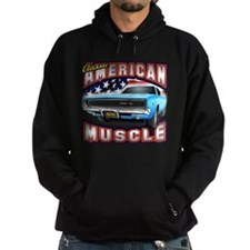 American Muscle - Charger Hoodie