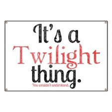 Twilight Thing 2 Banner
