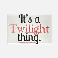 Twilight Thing 2 Rectangle Magnet