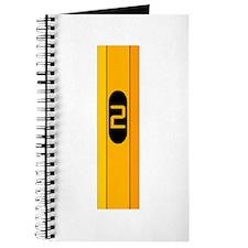 #2 Pencil Journal