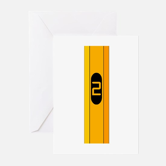 #2 Pencil Greeting Cards (Pk of 10)