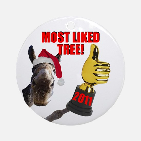 Most Liked Tree Award 2011