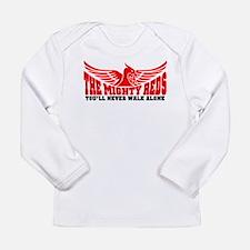 Cute Liverpool Long Sleeve Infant T-Shirt