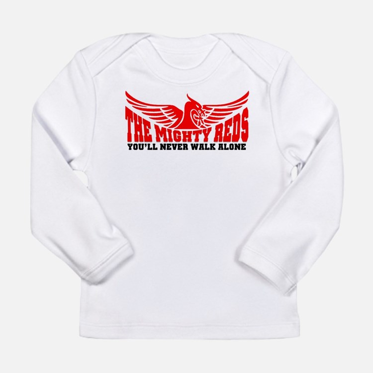 Cute Anfield Long Sleeve Infant T-Shirt