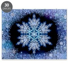 July Snowflake Puzzle