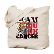 Slam Dunk Lung Cancer Tote Bag
