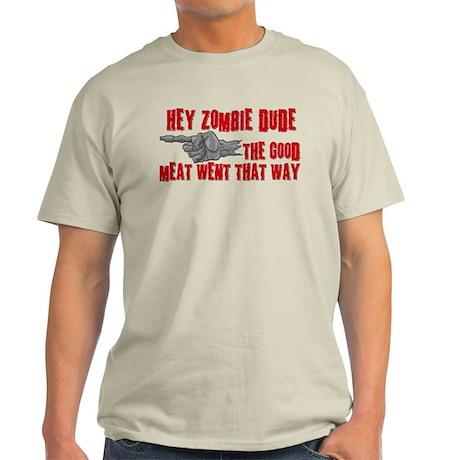 Zombies Good Meat Light T-Shirt