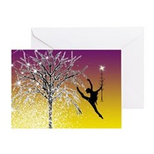 Believe in Your Dreams by DanceShirts.com Greeting