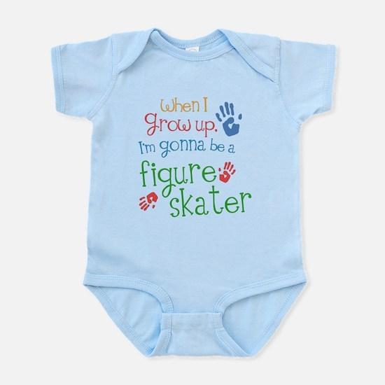 Kids Future Figure Skater Infant Bodysuit