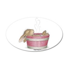 HappyHoppers® - Bunny - Decal Wall Sticker