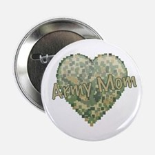 "Army Mom 2.25"" Button"