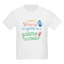 Kids Future Guidance Counselor T-Shirt