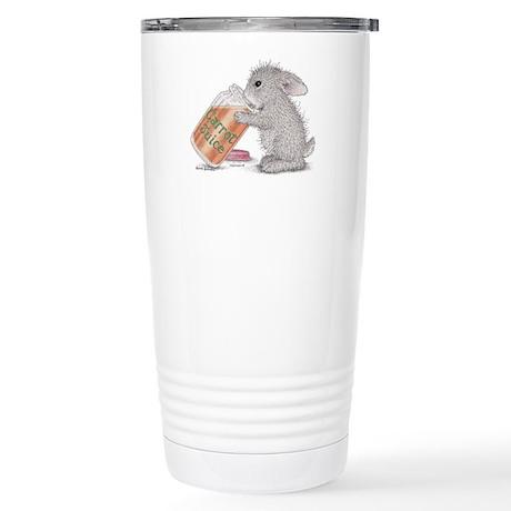 Carrot Juice - Stainless Steel Travel Mug