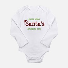 Unique Big brother christmas Long Sleeve Infant Bodysuit