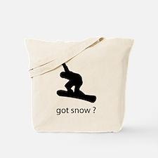 got snow? Tote Bag