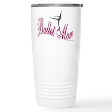 Ballet Mom Travel Coffee Mug