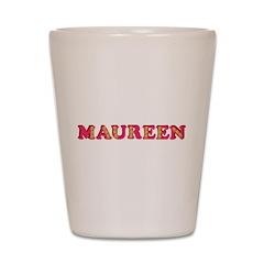 Maureen Shot Glass