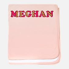 Meghan baby blanket