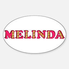 Melinda Decal
