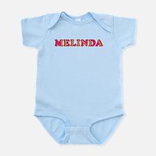 Melinda Infant Bodysuit
