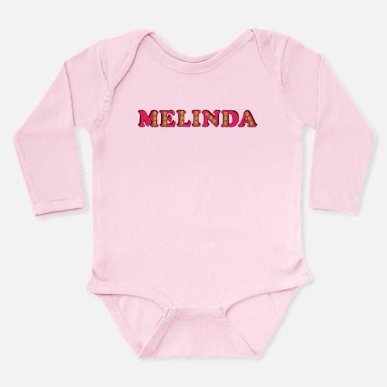 Melinda Long Sleeve Infant Bodysuit