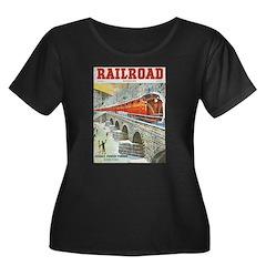 Railroad Magazine Cover 1 T