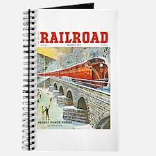 Railroad Magazine Cover 1 Journal
