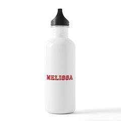 Melissa Water Bottle
