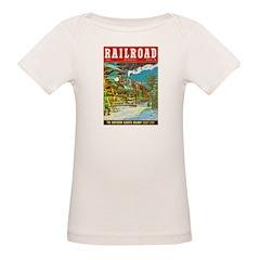 Railroad Magazine Cover 2 Tee