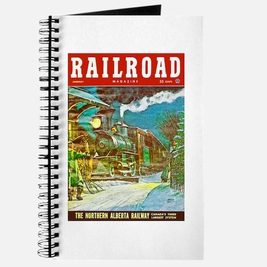 Railroad Magazine Cover 2 Journal