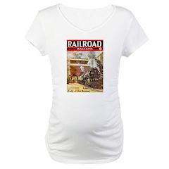 Railroad Magazine Cover 3 Shirt