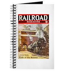 Railroad Magazine Cover 3 Journal