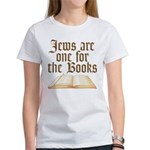 Jewsare One for the Books T-Shirt