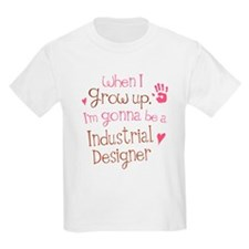 Kids Future Industrial Designer T-Shirt