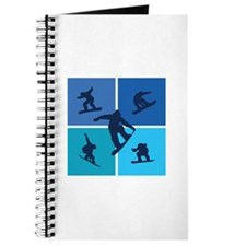 Nice various snowboarding Journal