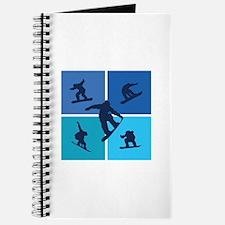 Nice various snowboarding Journal