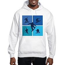 Nice various snowboarding Hoodie