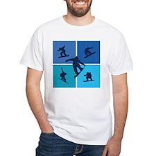Nice various snowboarding Shirt