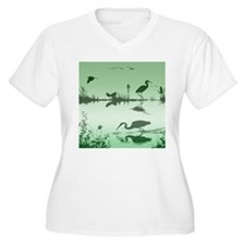 Morning on the water T-Shirt