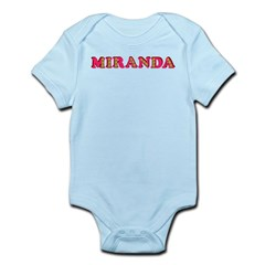 Miranda Infant Bodysuit
