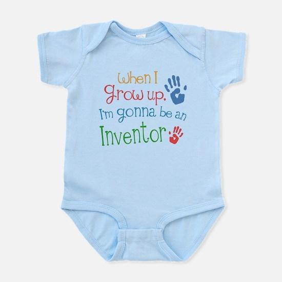 Kids Future Inventor Infant Bodysuit