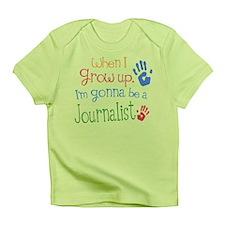 Kids Future Journalist Infant T-Shirt