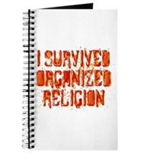 I Survived Organized Religion Journal