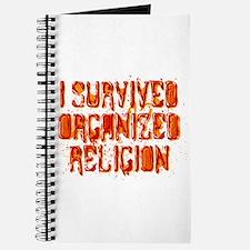I Survived Organized Religion Journal