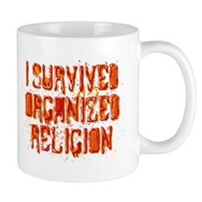 I Survived Organized Religion Mug
