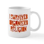 I Survived Organized Religion Mug
