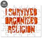 I Survived Organized Religion Puzzle